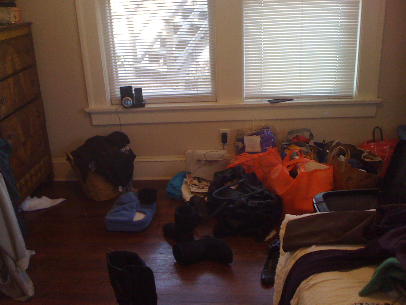 Guest Room Before